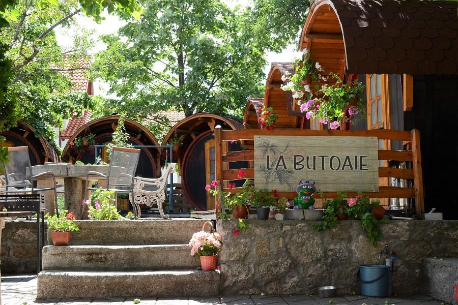 camping la butoaie