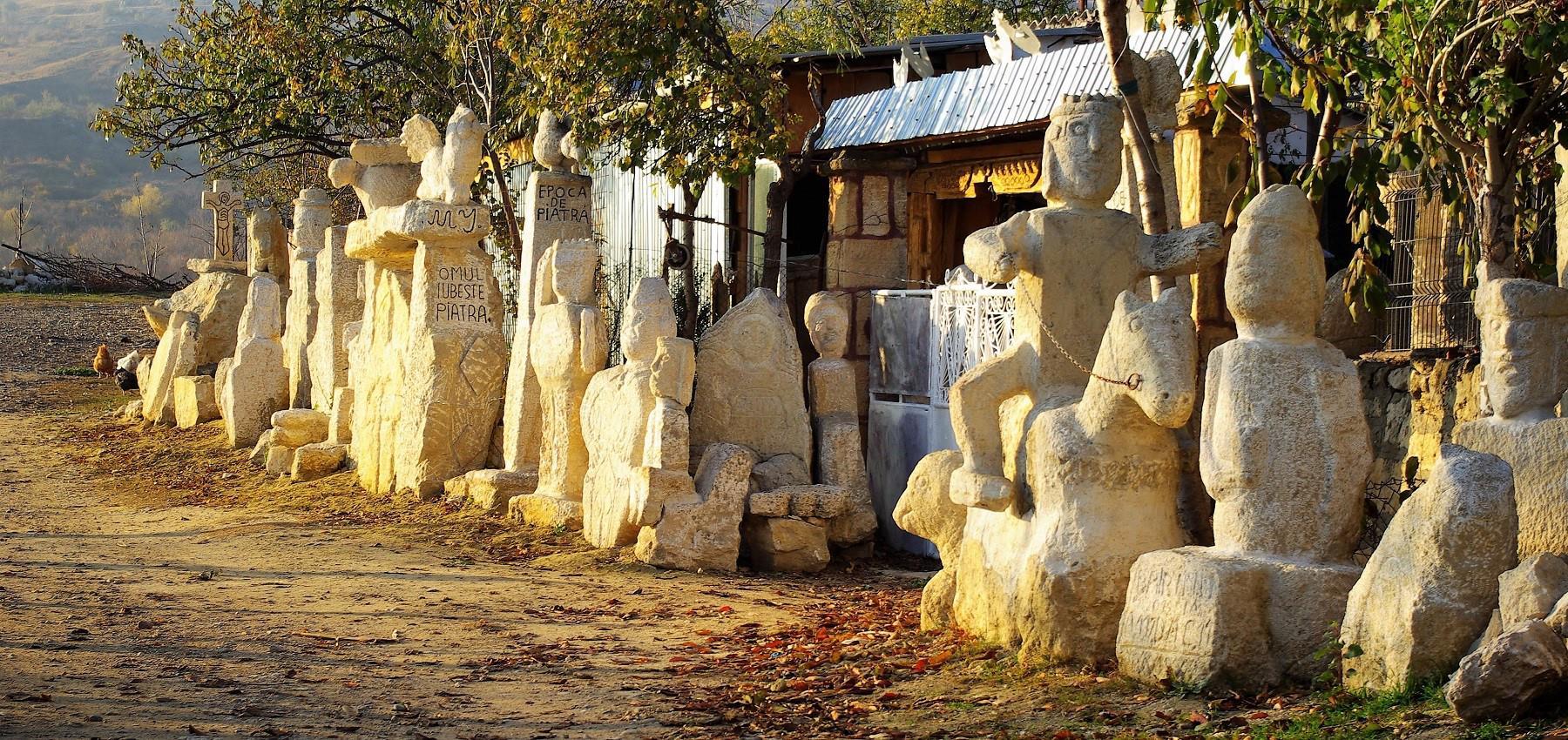 turism pietroasele, la mesterul Moaca